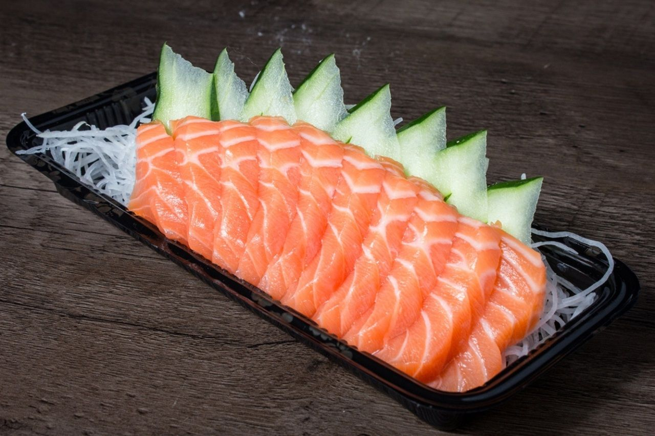 Faca de Sashimi Sushi Japonesa 38cm 240mm - Sekizo