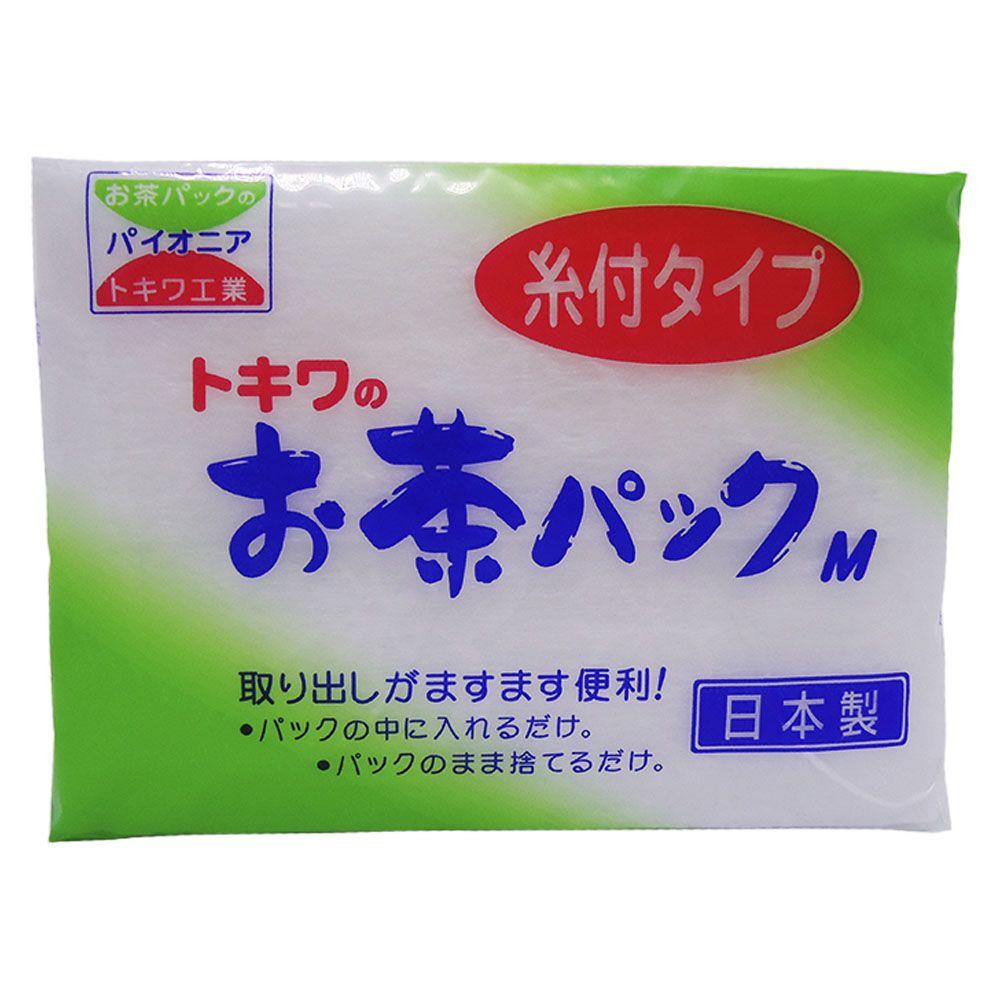 Filtro para Chá de Poliéster 50 Saquinhos