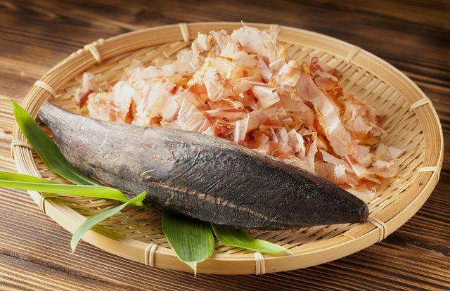 Floco de Peixe Bonito Katsuobushi 5 sachês - Marutomo