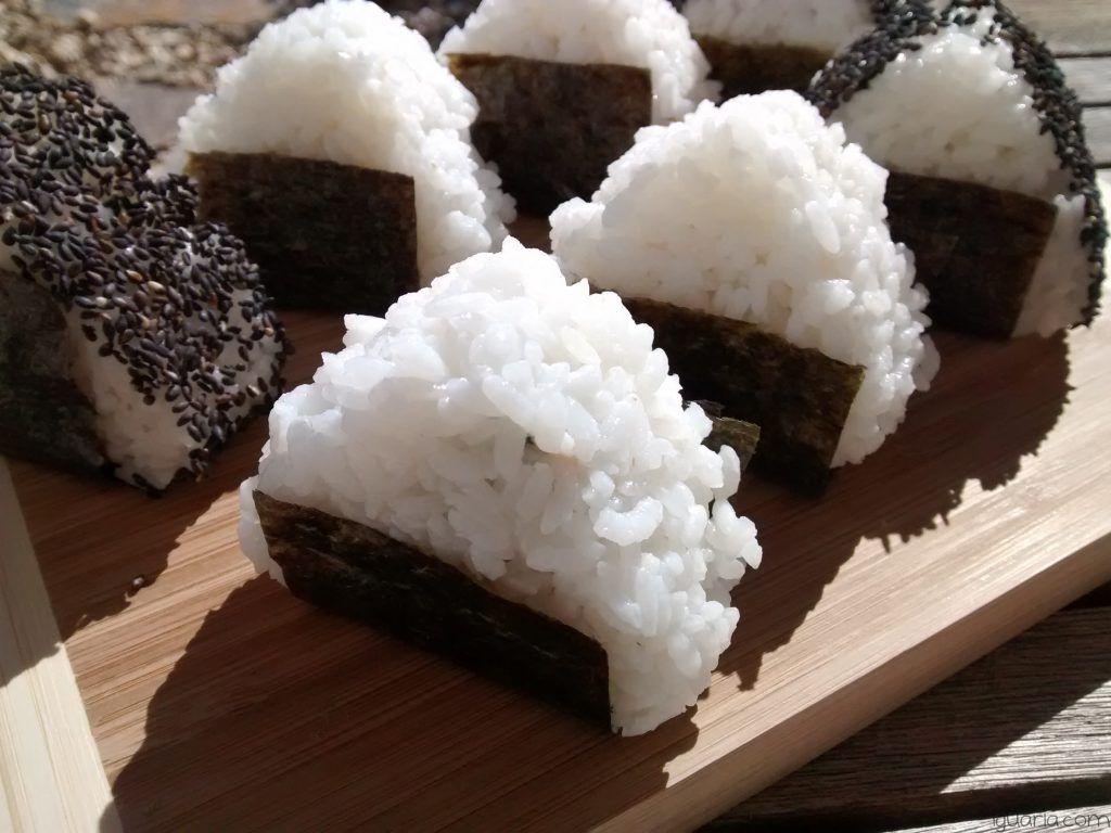 Forma para Bolinho de Arroz (Onigiri)
