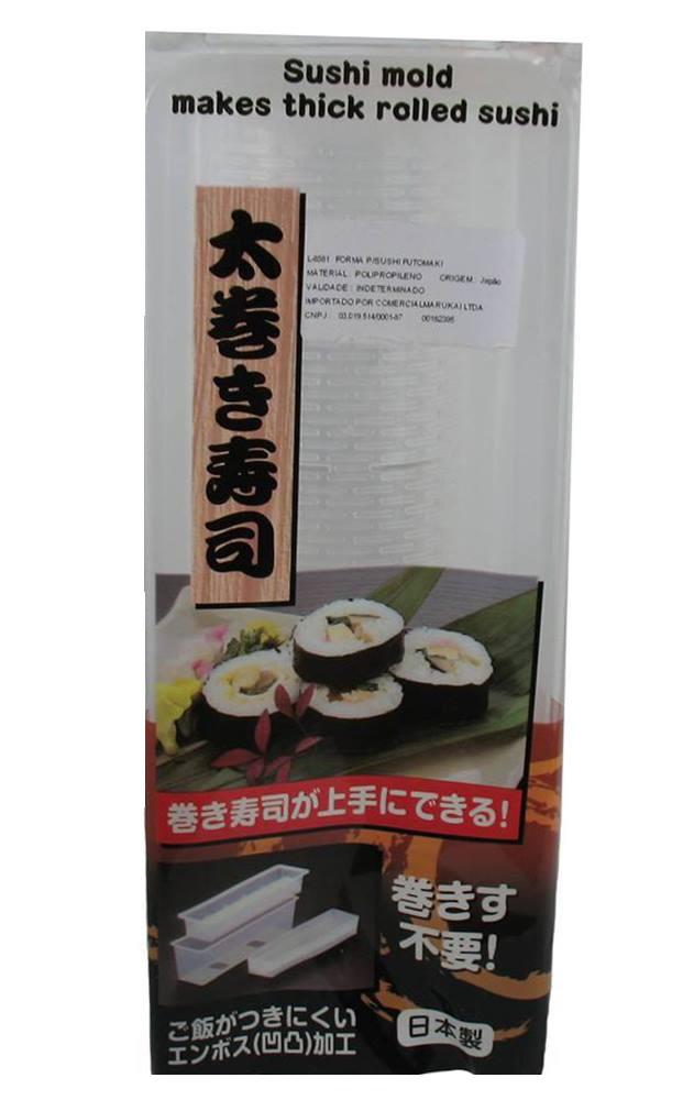 Forma Plástica para Fazer Bolinho de Arroz  (Futomaki)