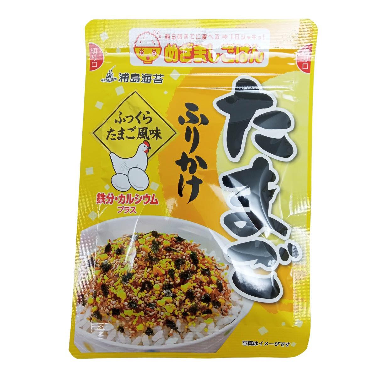 Furikake Sabor Ovo Tamago 30g - Urashima