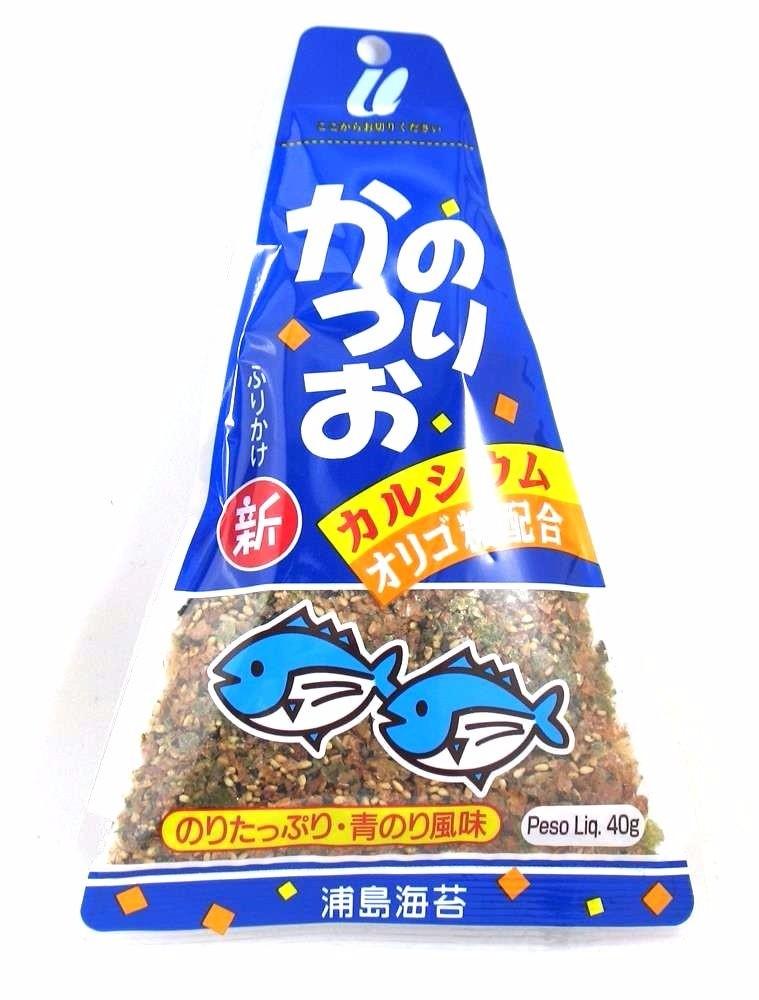 Furikake Triangulo Nori Katsuo 40g