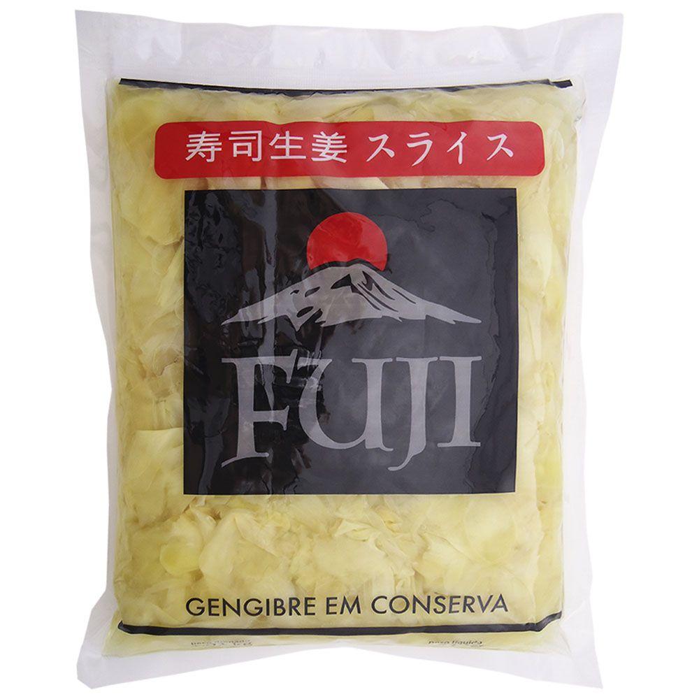 Gengibre em Conserva Gari Agridoce Fuji 1kg