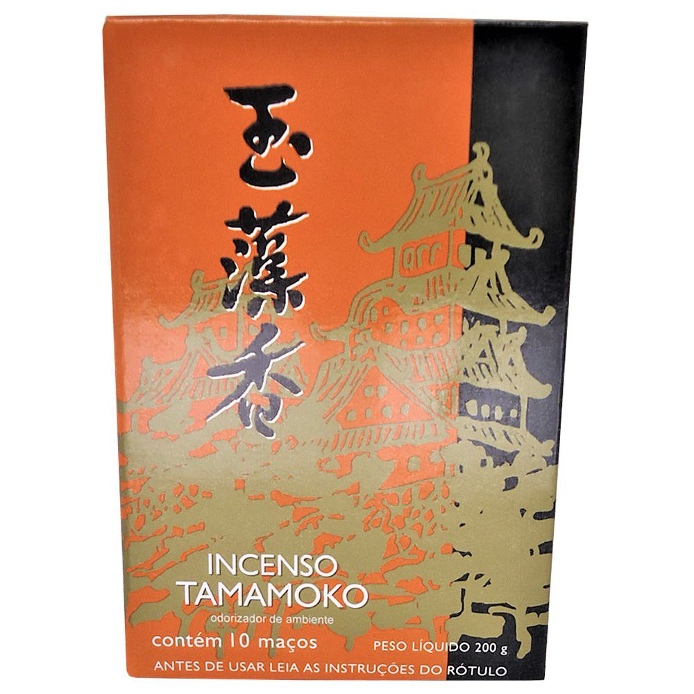 Incenso Tamamoko - Barão Kôbo 200g