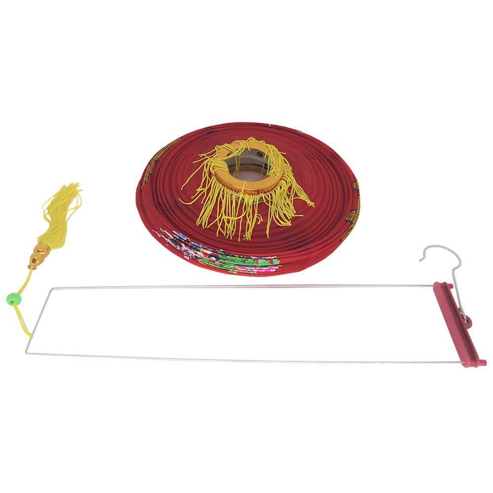 Lanterna Decorativa Tyotin Cegonha - 55cm