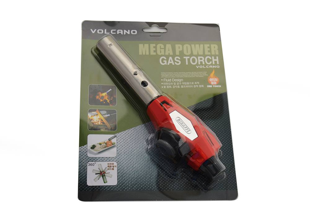Maçarico Mega Power Gas Torch - Volcano