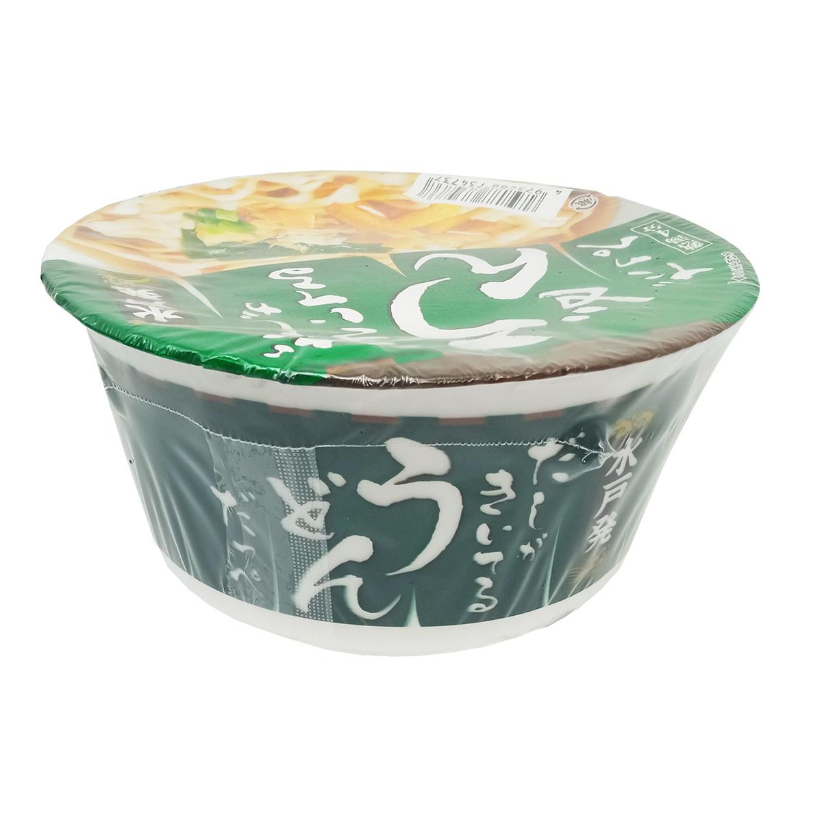 Macarrão Dashi Udon Cup Noodles 80g - Sunaoshi