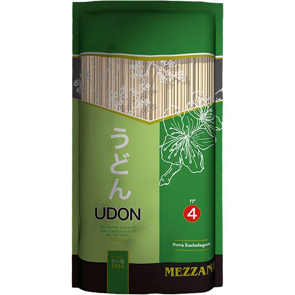Macarrão Udon Mezzani Nº 04 500g