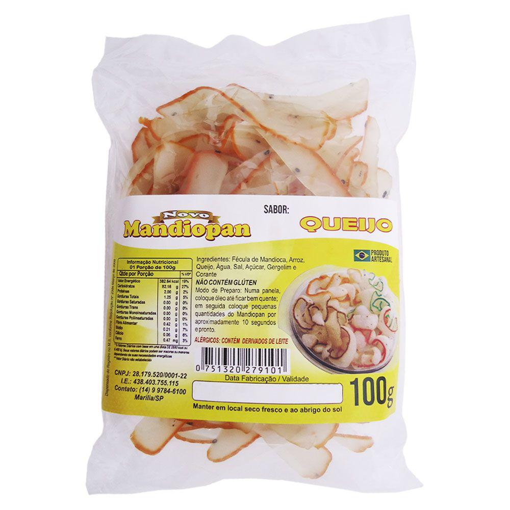 Mandiopan sabor Queijo 100g