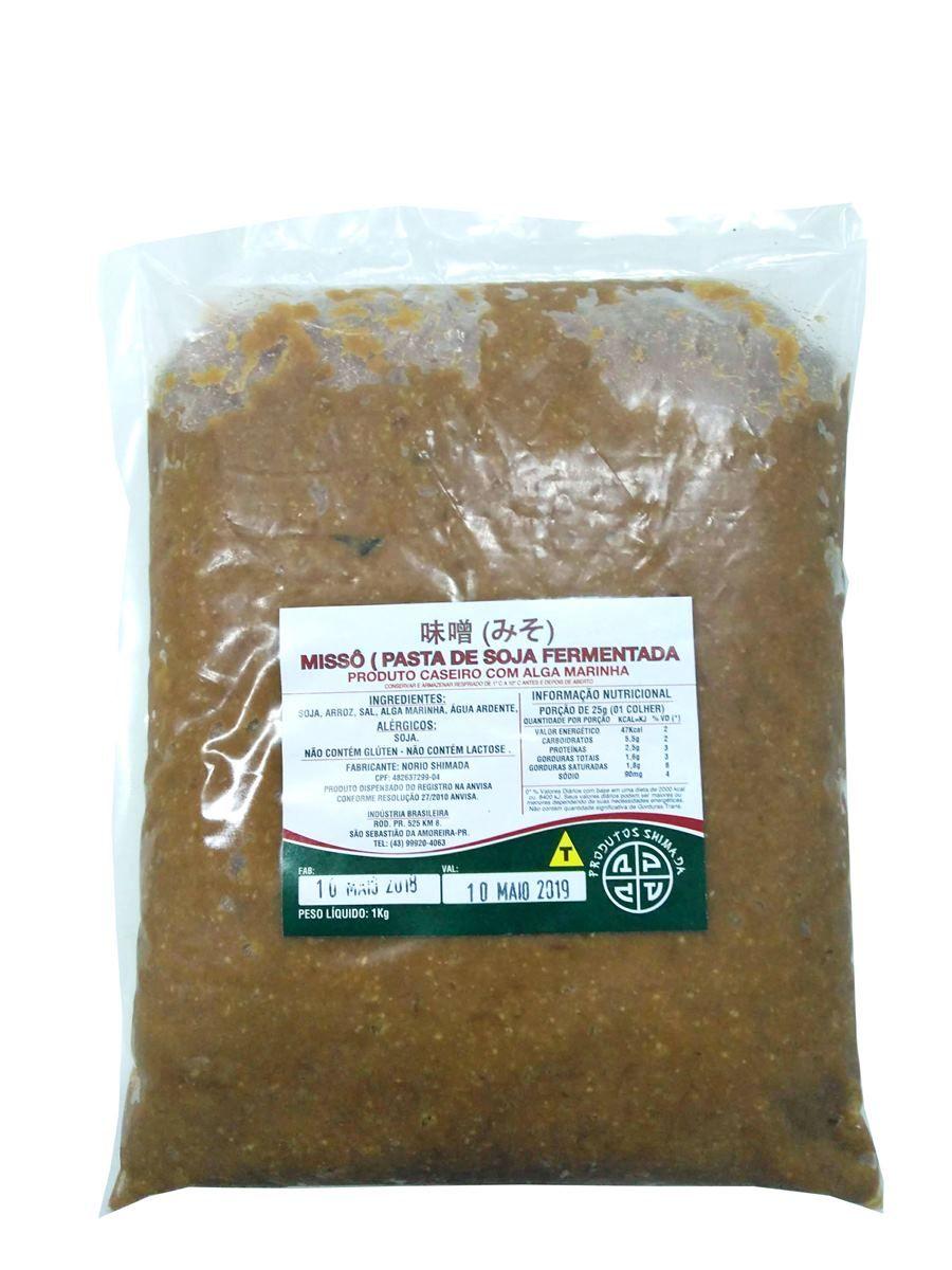Misso Caseiro com Alga Marinha kombu 1kg