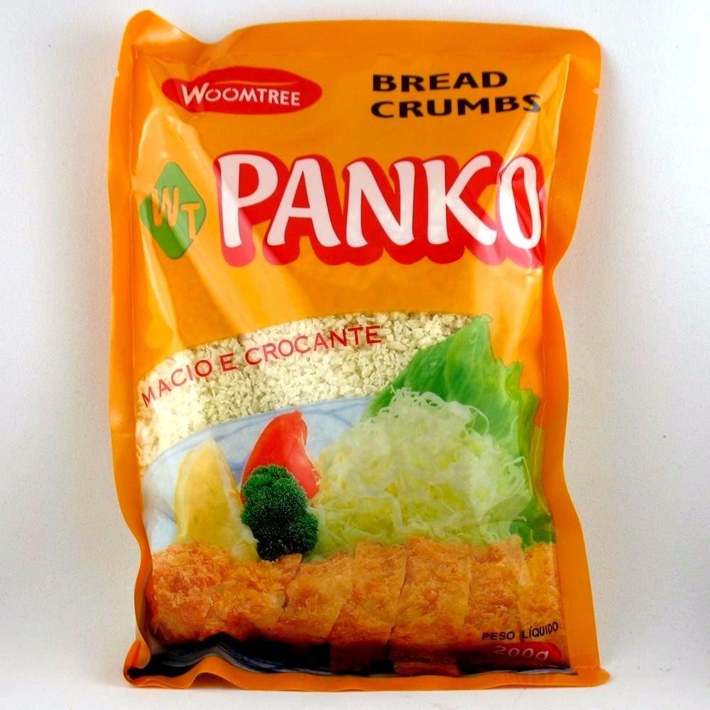 Farinha Para Empanar Panko P/ Hot Roll, Milanesa - 200g