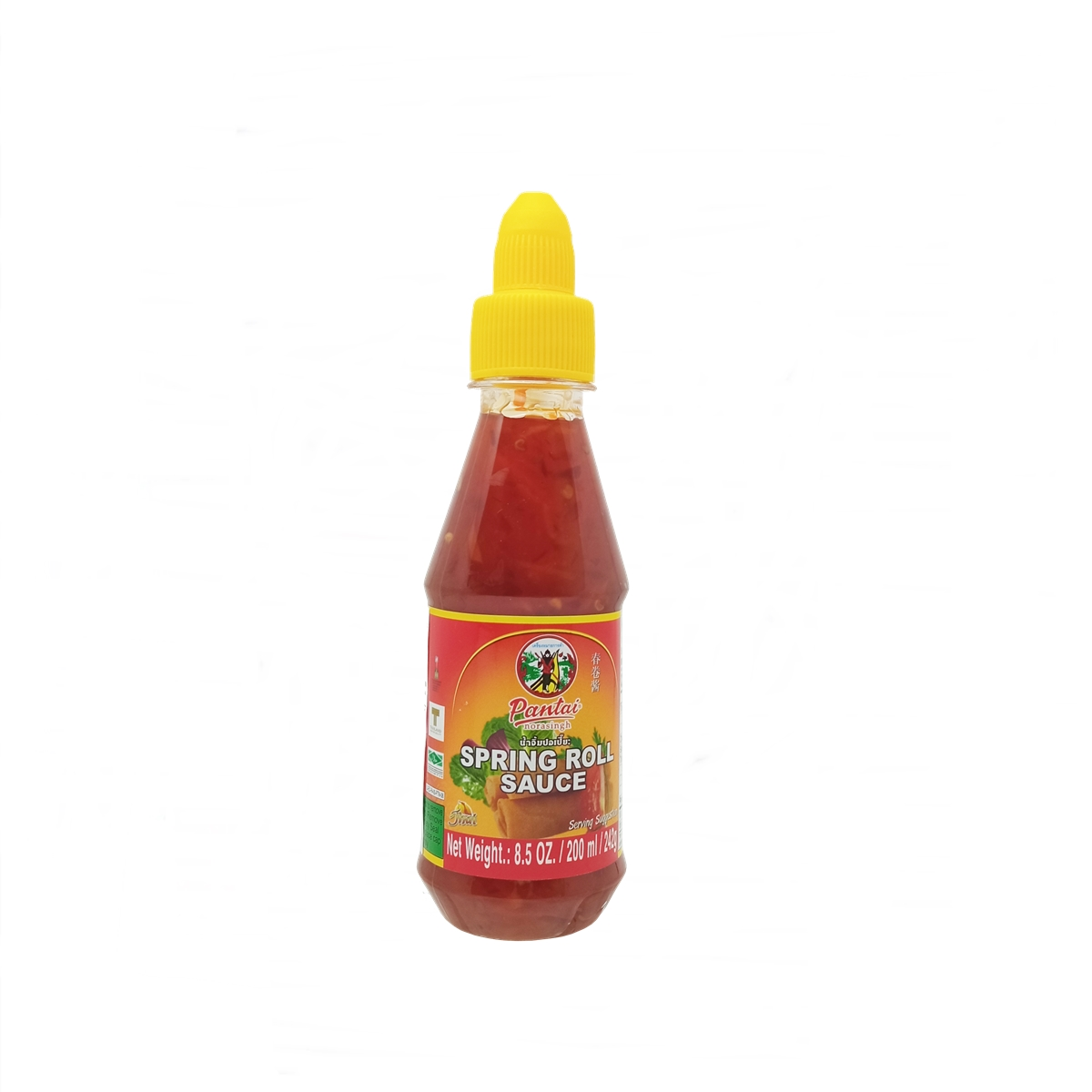 Molho Apimentado p/ Frango Sweet Chilli Sauce 200mL Pantai