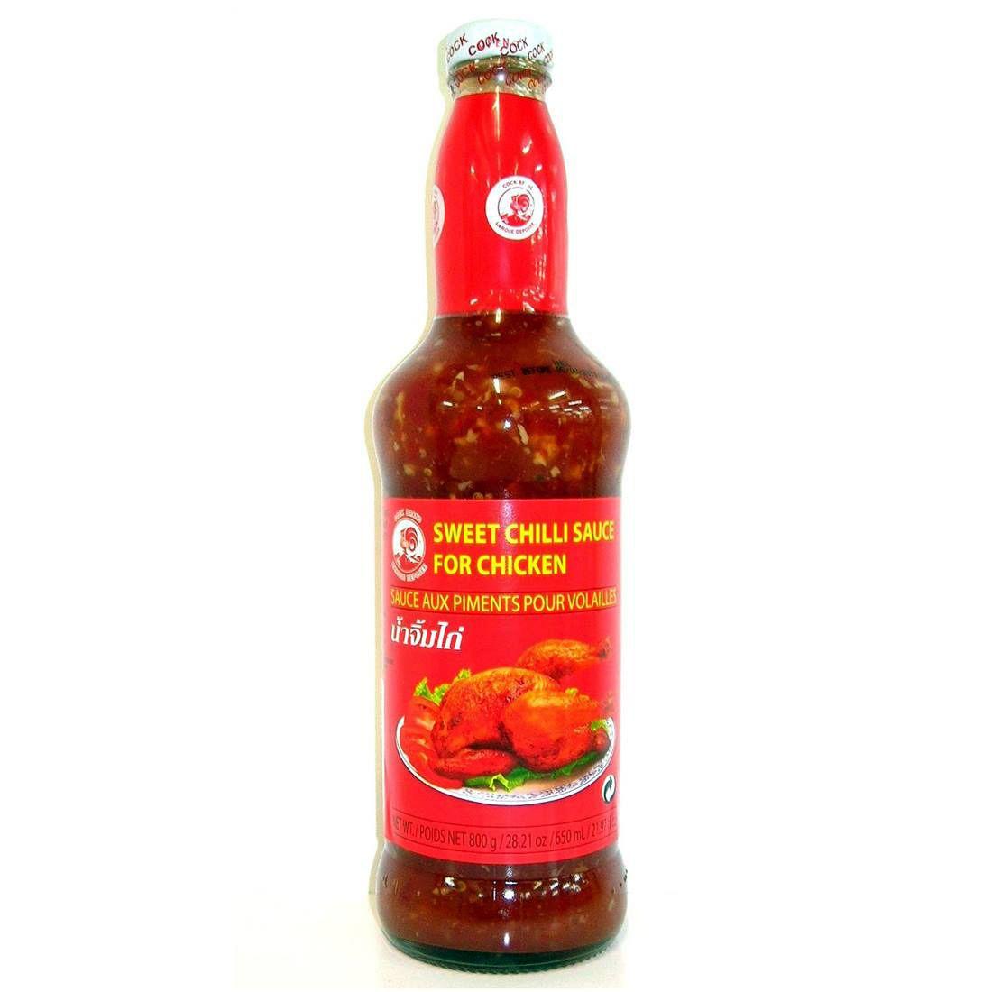 Molho Apimentado p/ Frango Sweet Chilli Sauce 650ml