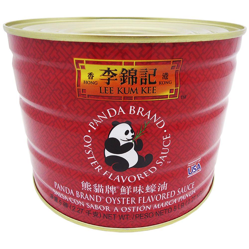 Molho de Ostra 2.27kg Panda Brand