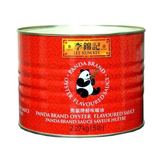 Molho de Ostra Panda Concentrado LKK 2.27kg