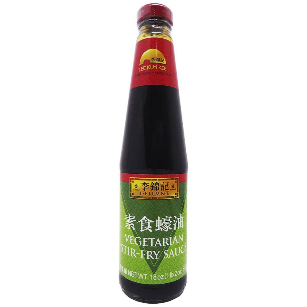 Molho de Ostra Vegetariano 510g Lee Kum Kee