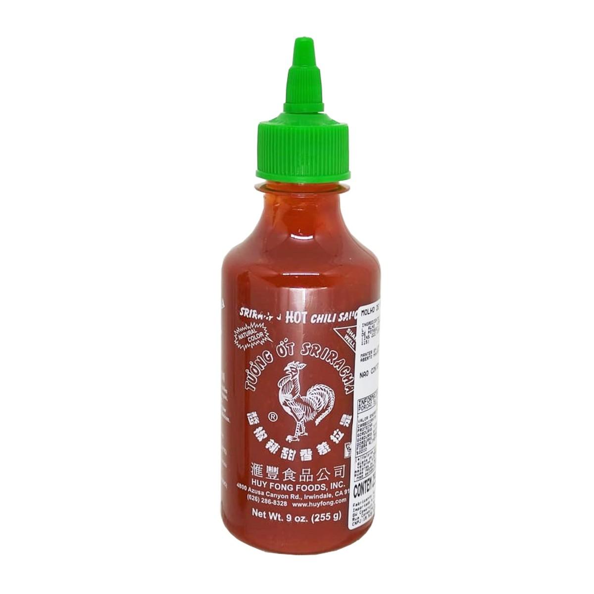 Molho de Pimenta Sriracha 255g Hyo Fong