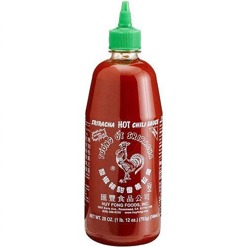 Molho de Pimenta Sriracha 793g Original JULHO/2020