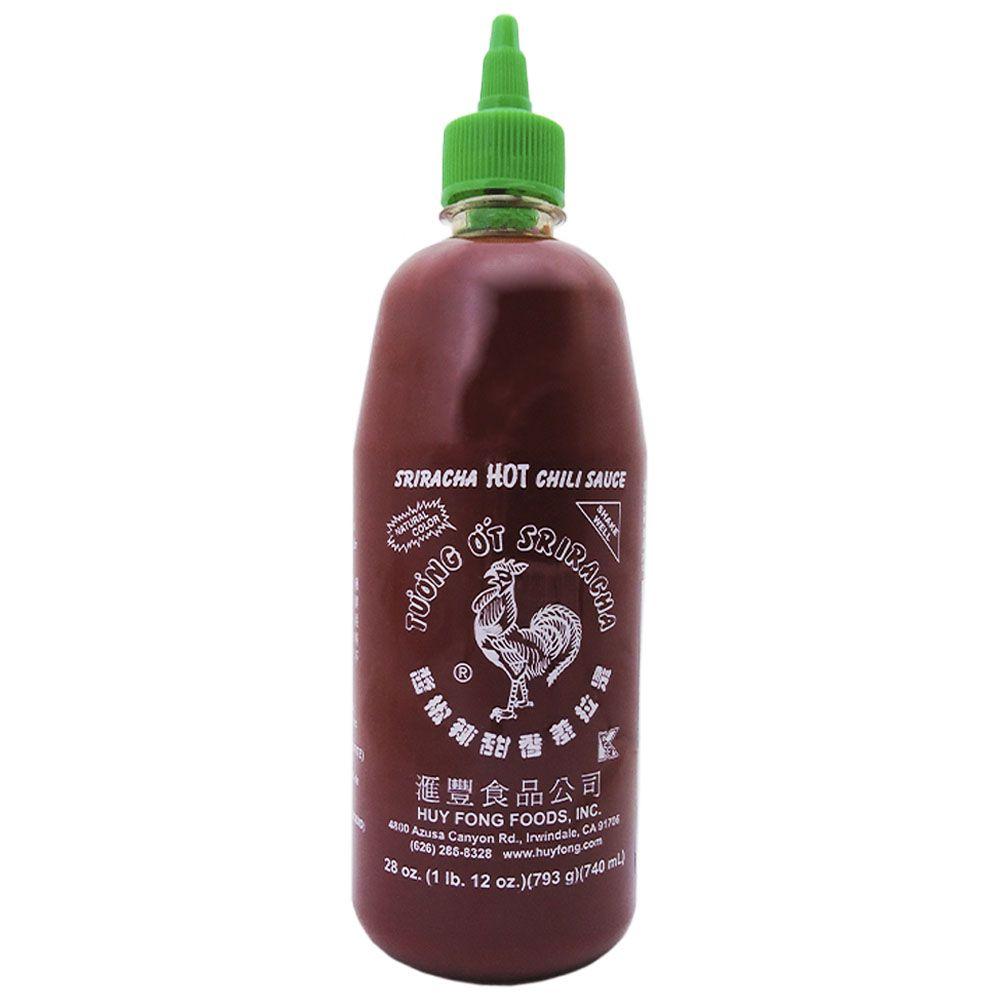 Molho de Pimenta Sriracha 793g Original
