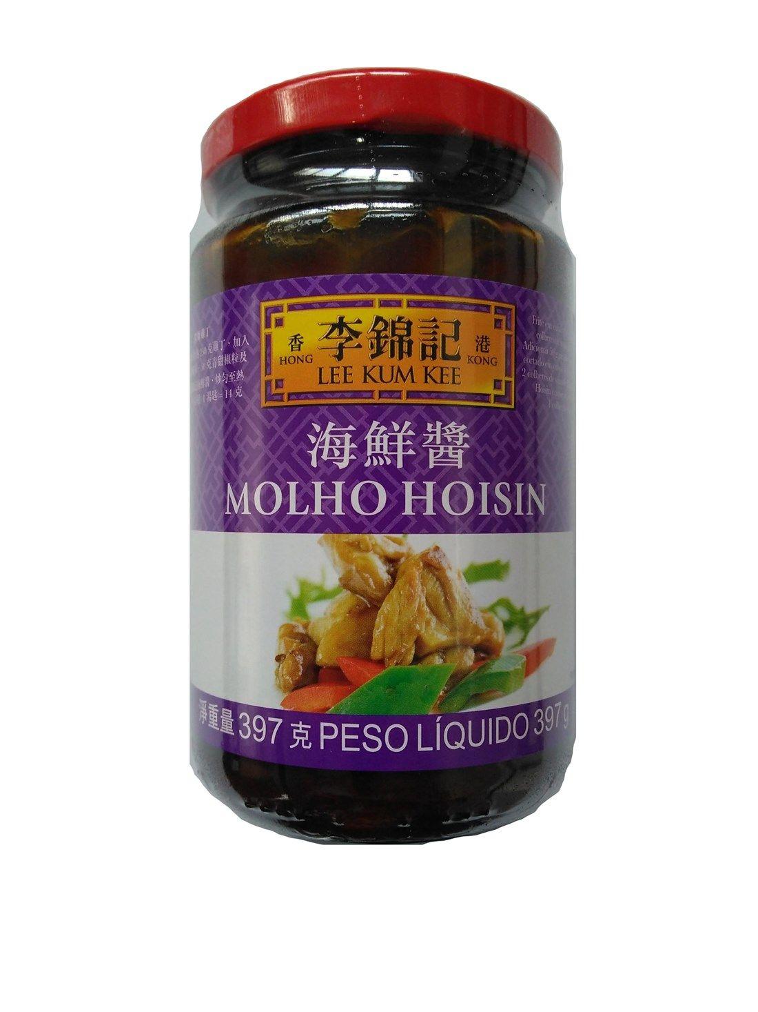 Molho Hoisin Sauce - Lee Kum Kee 397g