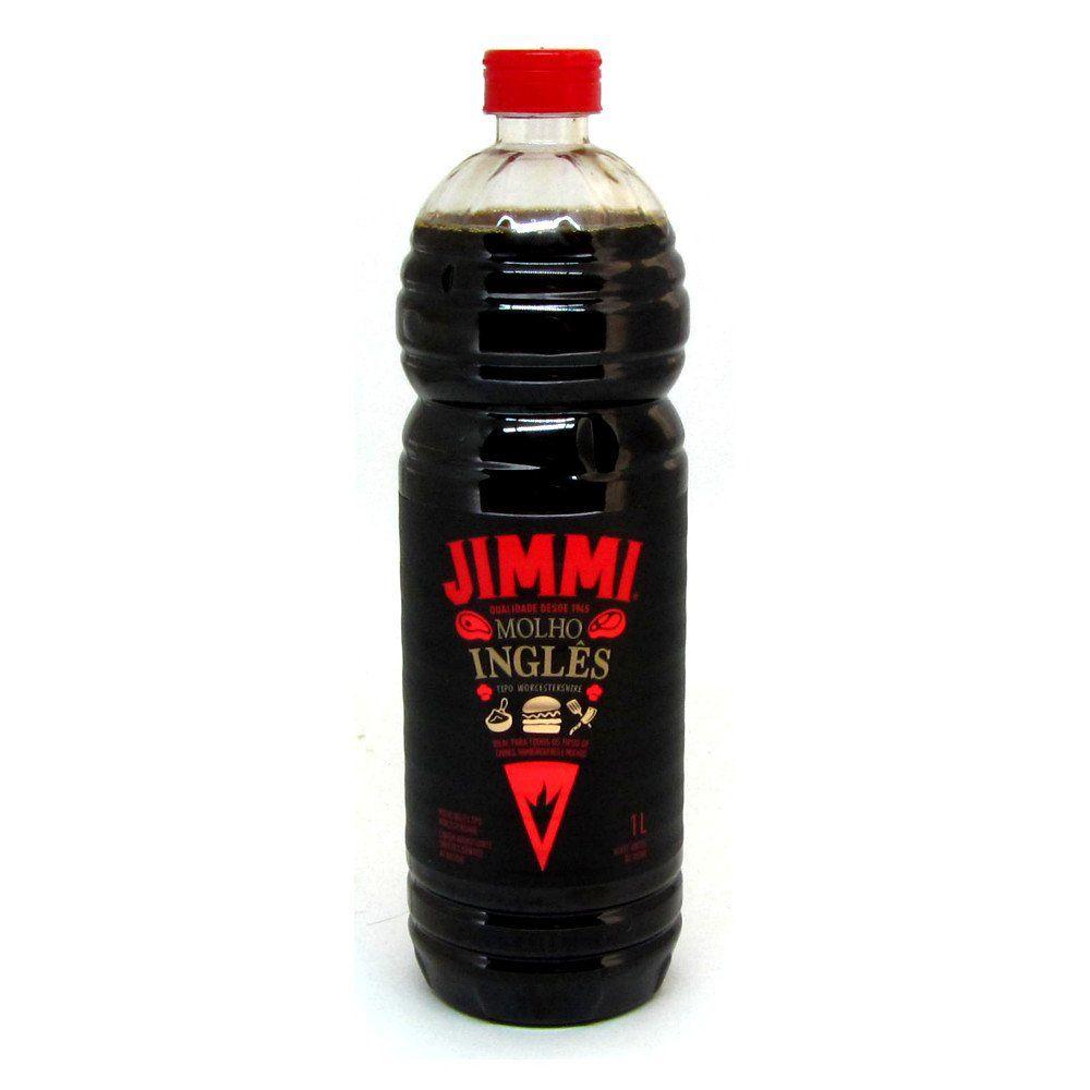 Molho Inglês Jimmi 1 Litro