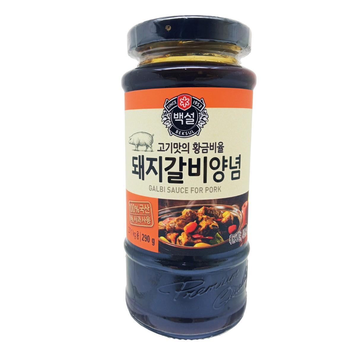 Molho para Costela Suína Coreana 290g - BekSul