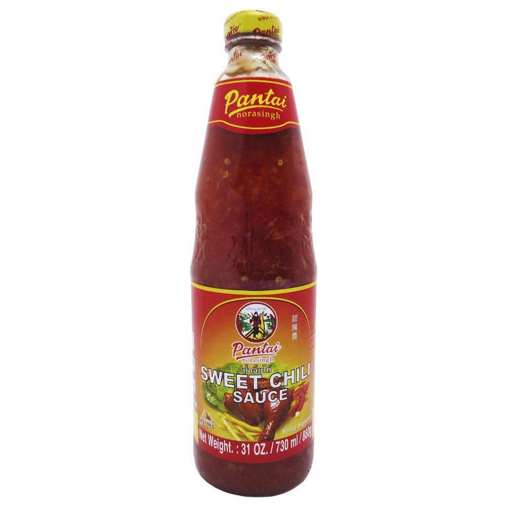 Molho Pimenta Sweet Chili Sauce 880g Pantai