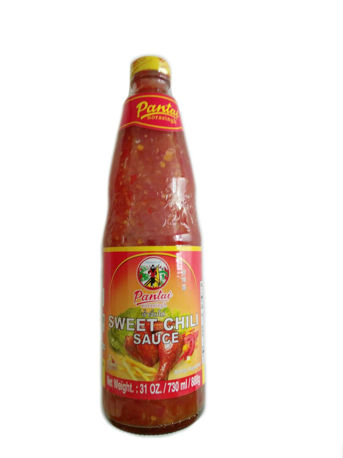 Molho Pimenta Sweet Chili Sauce Pantai 880g