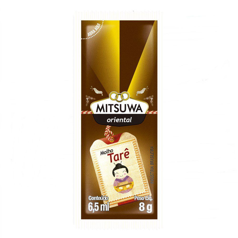 Molho Tare Sachê Mitsuwa Para Hot Roll - 250 Unidades