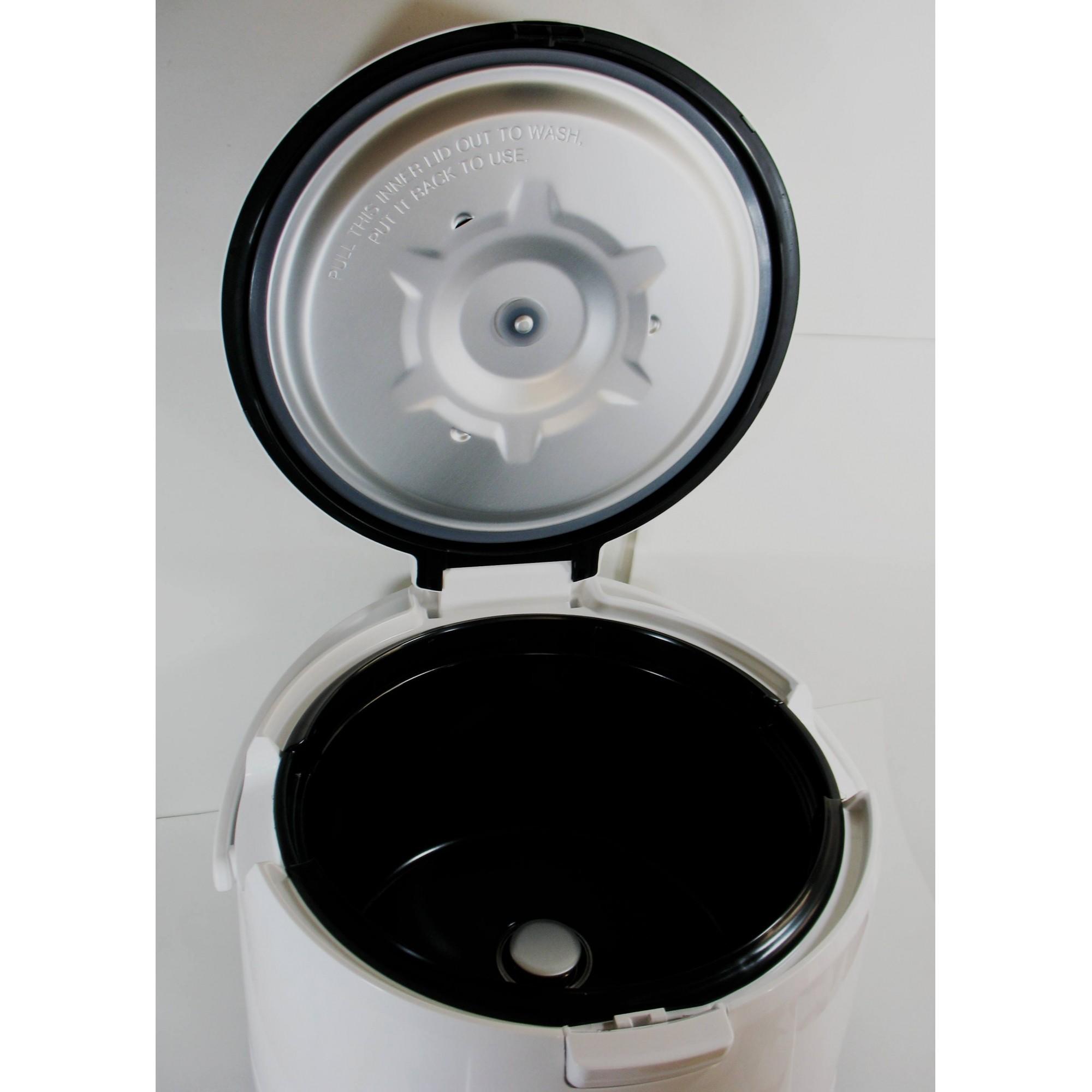 Panela Elétrica de Arroz Cuckoo 10 copos 127v - Pronta Entrega!