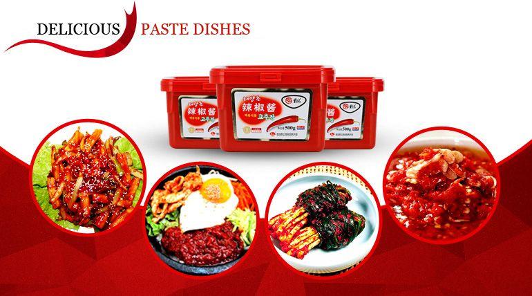 Pasta De Pimenta Korean Style Gochujang Hot 500g