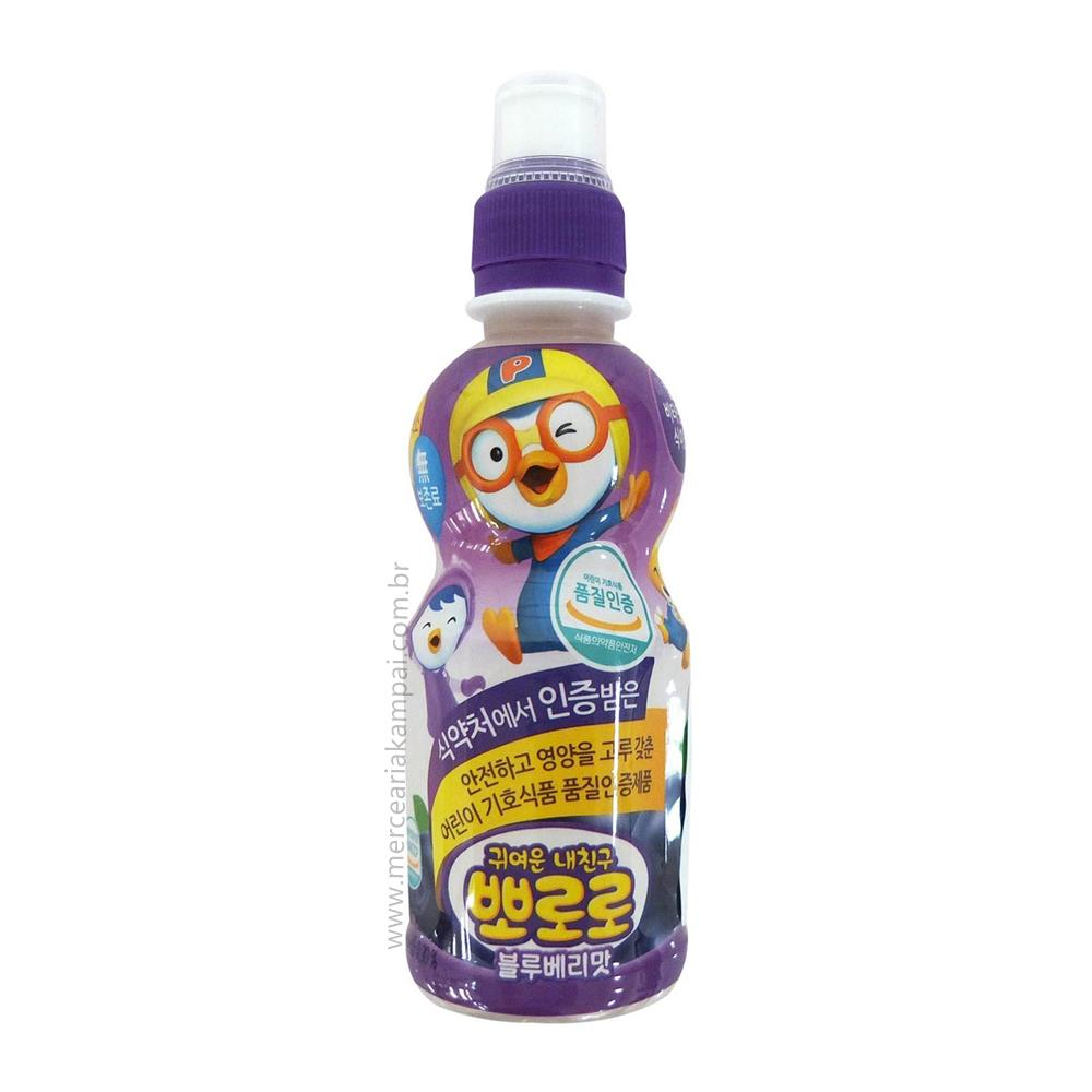 Pororo Bebida Sabor Mirtilo 226ml