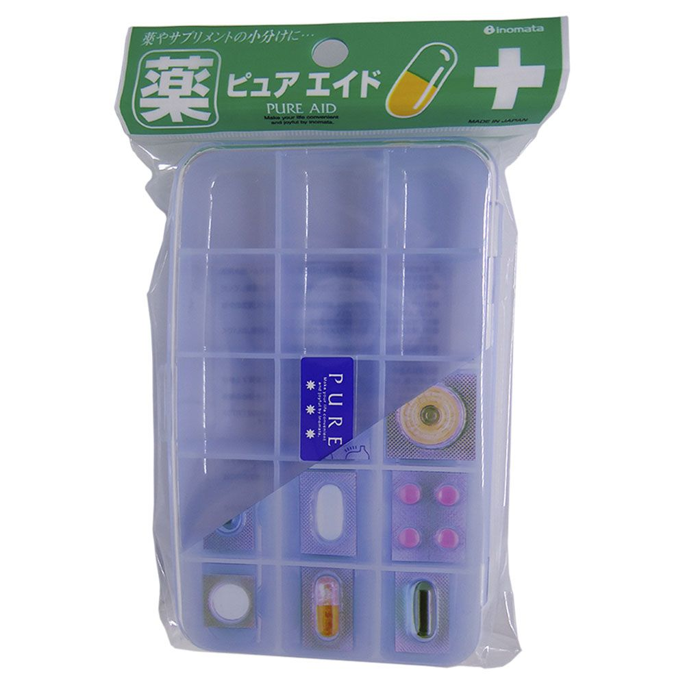 Porta Objeto com 15 Divisórias Japan