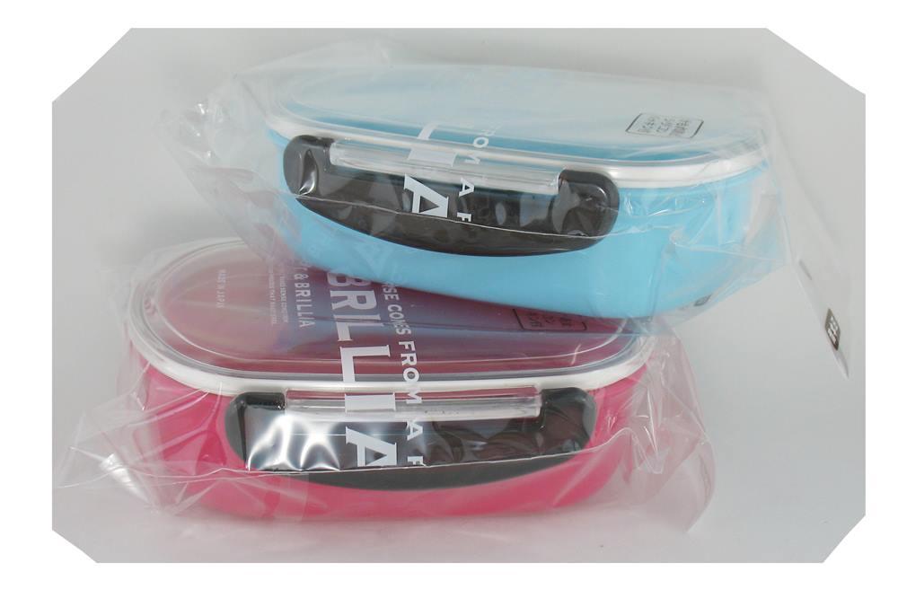 Pote de Plástico com Travas Laterais 01 Unidades - 480ml