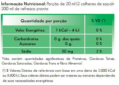 Guaraná  Diet Saborama 970ml