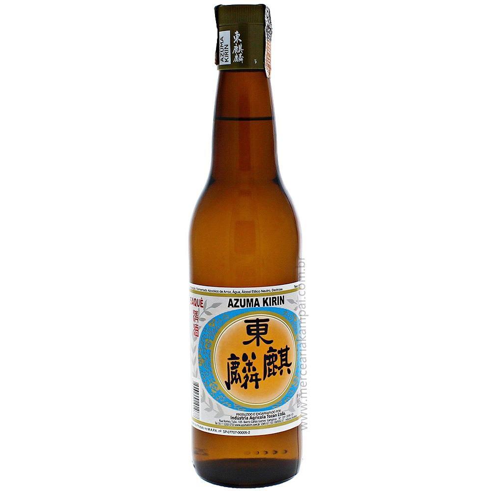 Saquê Azuma Kirin 600ml - Tozan