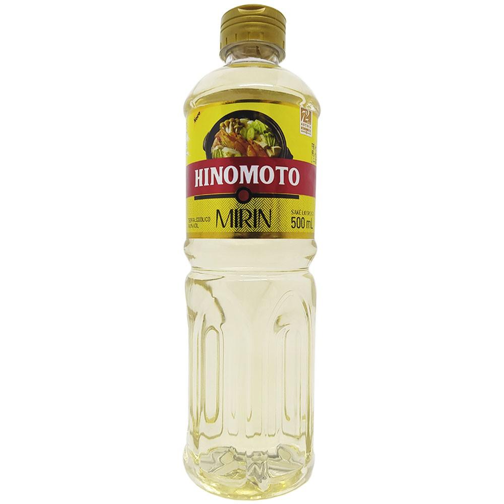 Sakê Licoroso Mirin 500ml Hinomoto