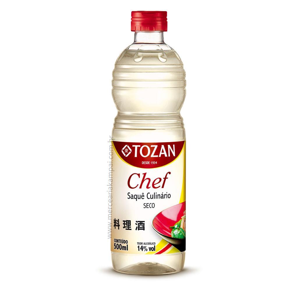 Saquê Culinário Azuma Kirin Chef 500ml - Tozan