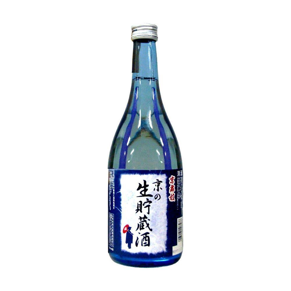 Saquê Importado Kyomaiko Nama Chozu 720ml