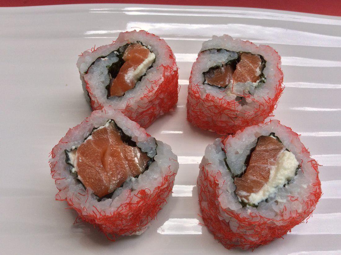 Soboro Peixe em Pó para Sushi Inarizushi 2g