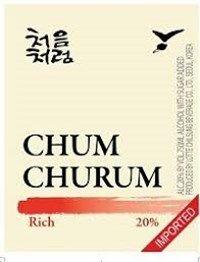 Soju Rich Coreano Importado Drink 20% Classic 360ml