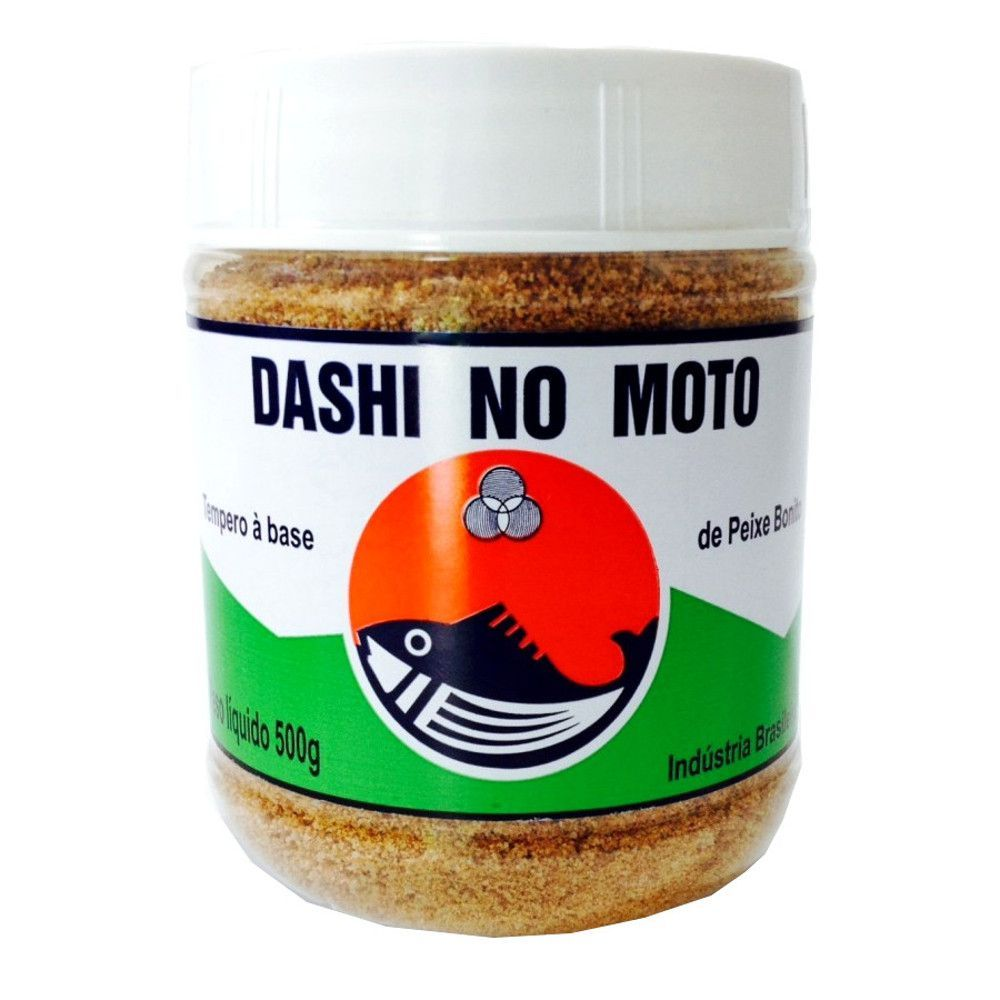Tempero a base de peixe Dashinomoto San Maru 500g