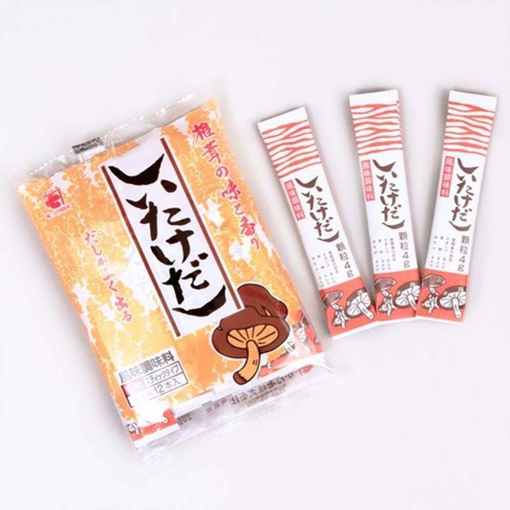 Tempero de Cogumelo Shiitake Dashi 48g  Kaneshichi
