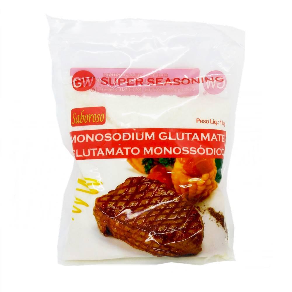 Tempero Glutamato Monossódico 1kg - GW