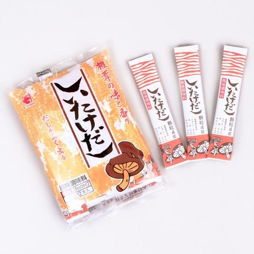 Tempero Shiitake Dashi 48g  Kaneshichi