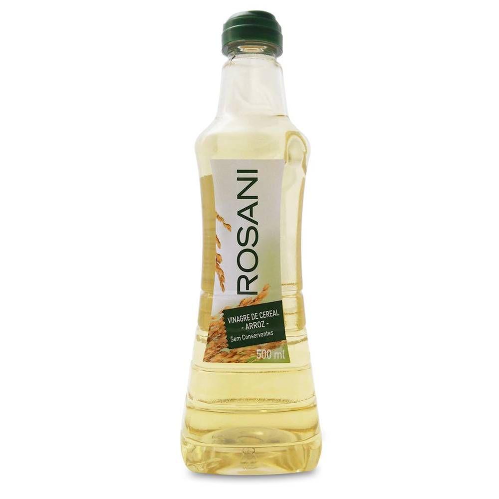 Vinagre de Arroz 500ml - Rosani