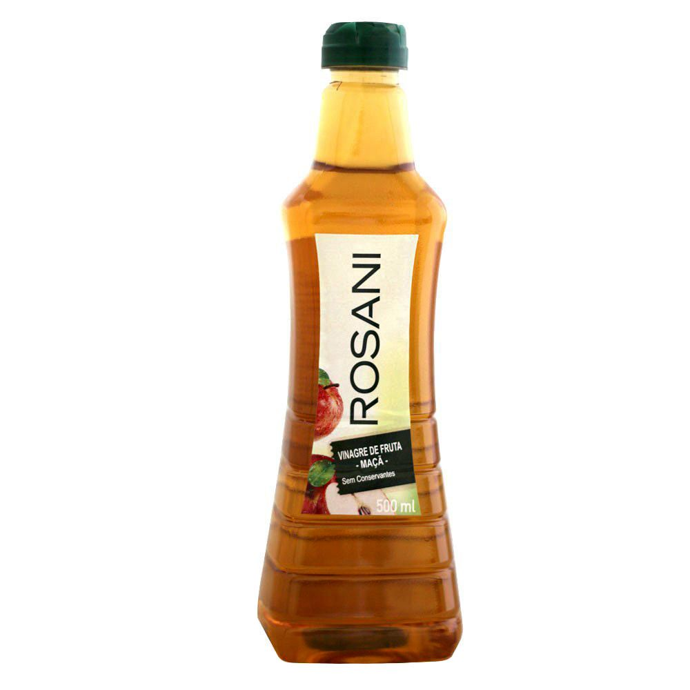 Vinagre de Maçã 500ml - Rosani
