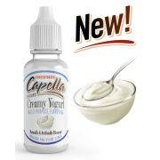 CREAMY YOGURT CAPELLA - 10ML
