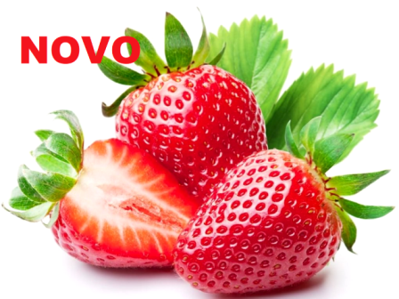 SWEET STRAWBERRY (NOVO) - TPA 10ml  - PLANETA VAPOR